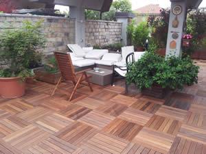 Awesome Pavimenti Terrazzo Esterno Contemporary - Idee Arredamento ...